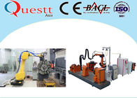 China 3KW Metal Cladding Machine Quenching Hardening For Roller Mould Shaft factory