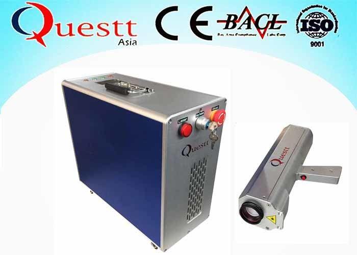 50 W Portable Gun Laser Rust Removal Machine/Laser ...