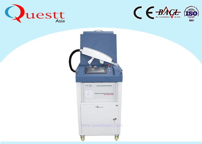 Fiber 1000w Laser Rust Removal Machine For Metal Rust