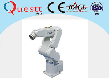 China 6 Axis Robotic Automation System 900mm Arm EPSON C3 Robotic Welding Systems factory