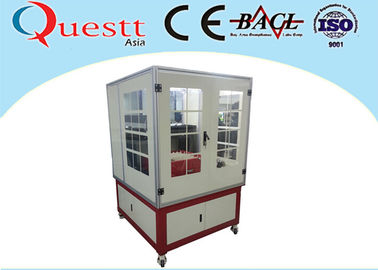 China Safer YAG Precision Laser Cutting Machine 1x1M With A Sealed Gantry Working Table factory