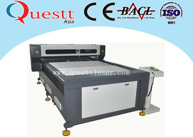 130 Watt CO2 Laser Engraving Machine 1.3x2.5m Cutting Size For Plastic / Wooden Sheet