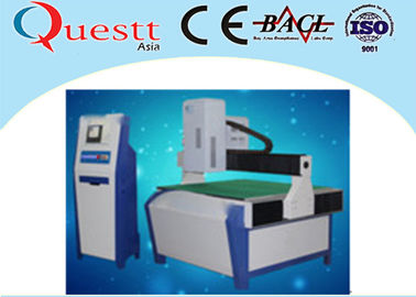 China Big Size Glass 3D Crystal Laser Engraving Machine 3W Green Laser 800x1200x150mm factory