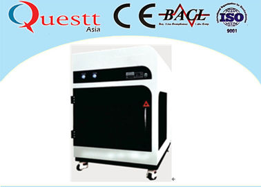 China Desktop 3D Crystal Laser Engraving Machine 150x200x100mm Size With Rapid Scanner factory