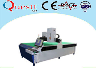 China Large Size 3D Laser Crystal Engraving Machine 3 Watt With Green Laser Imaging factory
