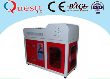 Easy Maintain 3D Crystal Laser Engraving Machine Nice Outlook 532nm Green Laser