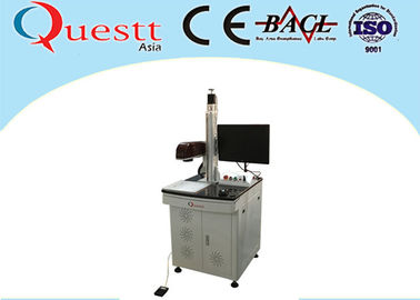 China F - Theta Lens CNC Laser Marking Machine 30W Z Axis Automation System For Printing factory