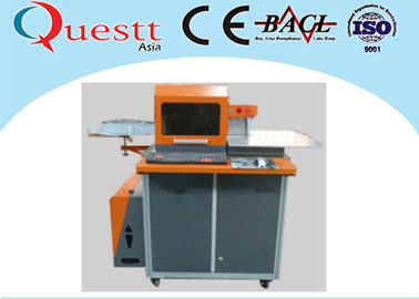 China 3D Ads Signs Channel Letter Bending Machine 130mm Max Width With Bending Head factory
