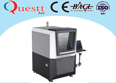 Sealed Type Precision Laser Cutting Machine 300W Water Cooling With Optics System