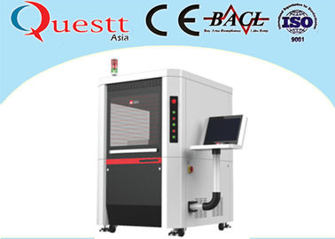 China CNC Control Sealed Precision Laser Cutting Machine factory