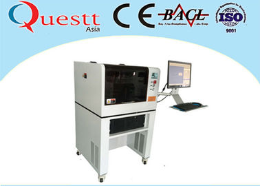 China Imported Rapid Scanner 3D Crystal Laser Engraving Machine With 532 Nm Wavelength factory