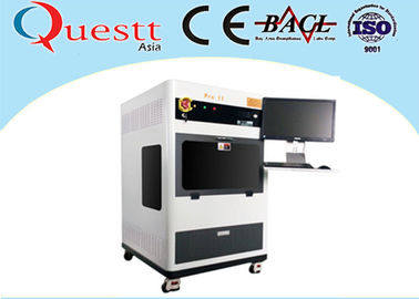 China High Stability Small Laser Engraving Machine 2D Photo Glass Subsurface Etching factory