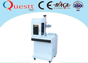 5W UV Laser Marking Machine Etching / Engravaing For Ceramic Glass Stone