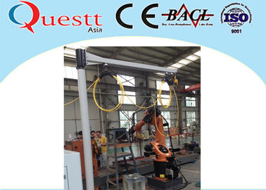 Water Cooling YAG Laser Cladding Machine Laser Quenching With Rotate Table