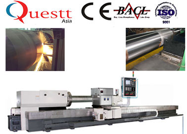 500W Laser Texturing Machine Single Head Roughening Yag Laser Machine For Roller Surface