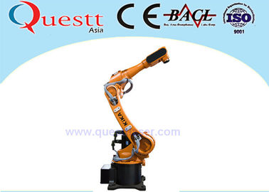 China 1645mm Arm Robotic Automation System CNC Control 6kg Capacity For Painting factory