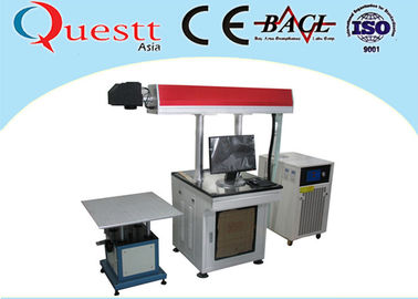 China 100 W CO2 Nonmetal Portable Laser Marking Machine Water Cooled CE Certificate factory