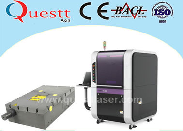 China High Precision 355nm Printing 3W UV Laser Marking Machine For Nonmetal factory