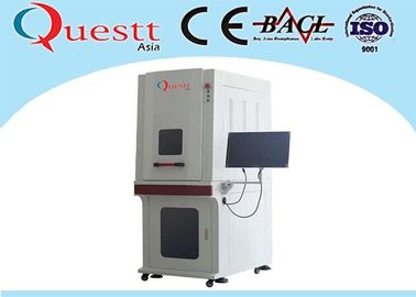 China 355nm 3W UV CNC Laser Etching Machine For Engraving / Marking factory