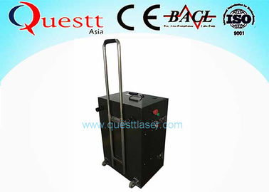 Rust Removal 100W Laser Cleaning Machine For Army Equipment Derusting Case Type