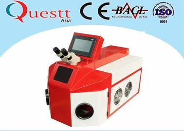 China Portable Jewelry Laser Welding Machine 150W Micro Laser Soldering Equipment factory