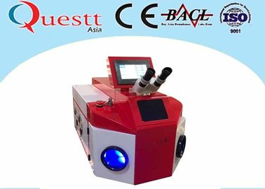 China Precise Jewelry Laser Welding Machine YAG 150W Laser Spot Welder CE FDA Granted factory