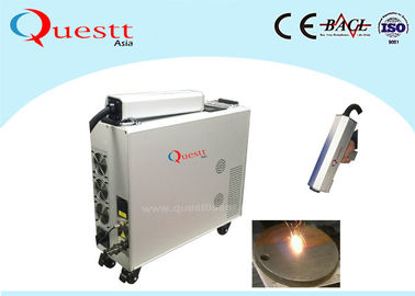 China Automatic Derusting 200w Fiber Laser Rust And Paint Remover 7 M / Min Speed factory