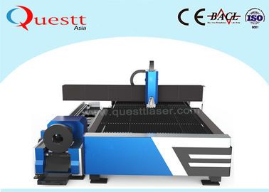China Universal CNC Sheet Metal Laser Cutting Machine 3 Axis 1500W 1500 X 3000 Mm factory