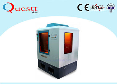 China High Accuracy UV Laser Marking Machine , UV Laser 3D Printer SLA Machine factory