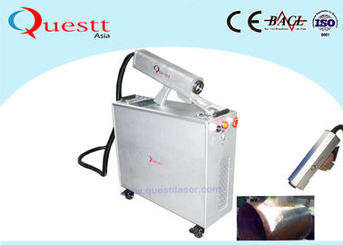 Hanheld Scanner Fiber Laser Rust Removal Machine Laser Cleaning System 1.5mJ Enengry