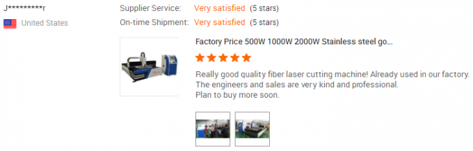 Easy Maintenance CNC Metal Laser Cutting Machine 1000W With Humanization Design System