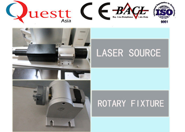 Mini Laser Marking Machine For Tool Accessories , High Precision Metal Laser Marker