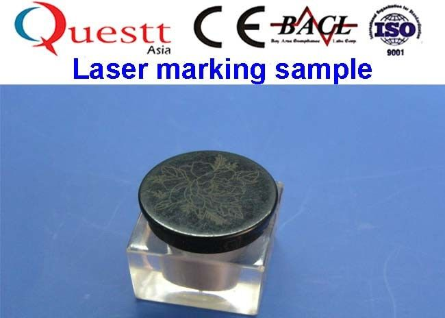 Low Running Cost UV Laser Marking Machine F-Theta Lens 5W For Precise Items