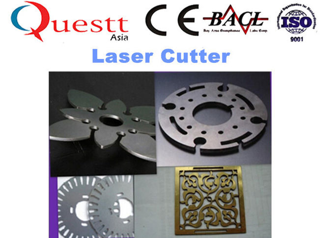 3D Auto Metal Laser Cutting Machine 2000W