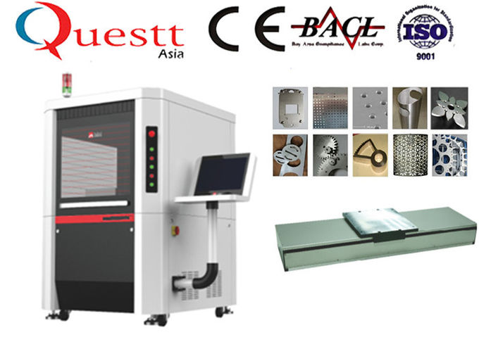 CNC Control Sealed Precision Laser Cutting Machine