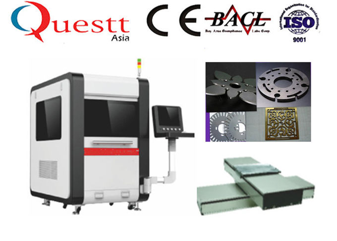 1064μM Aluminum Laser Cutting Machine YAG 1.2x1.2m 300W 3m/Min For Electrical Parts