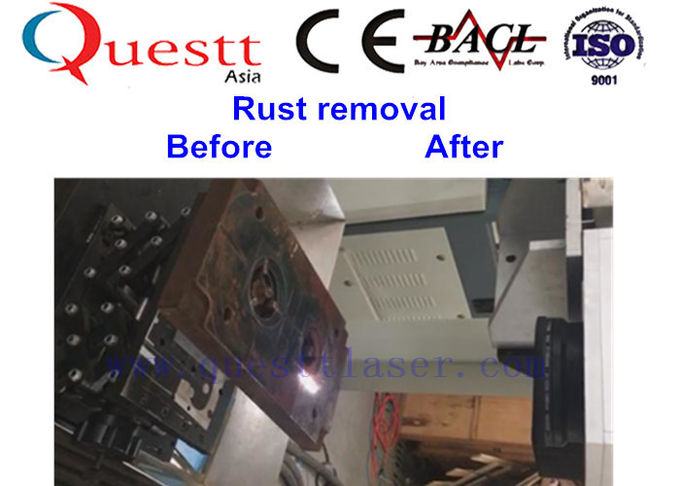 50 W 100w 200w 500w 1000 Watt Laser Rust Removal For Rust Painting Cleaning