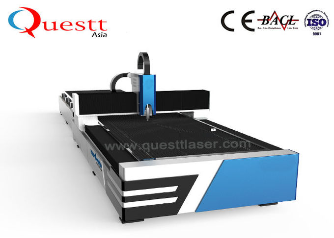 YAG CNC Metal Laser Cutting Machine 650W 3000mm/S For Carbon Steel 8mm