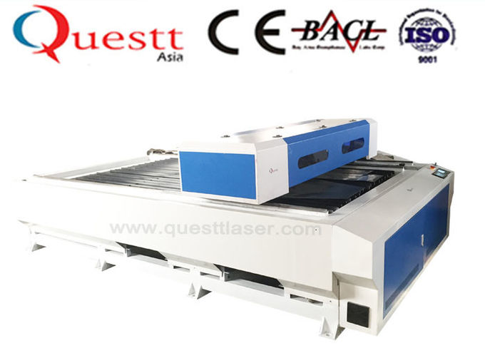 CNC CO2 Laser Cutting And Engraving Machine For Acrylic / Stone / MDF / Steel