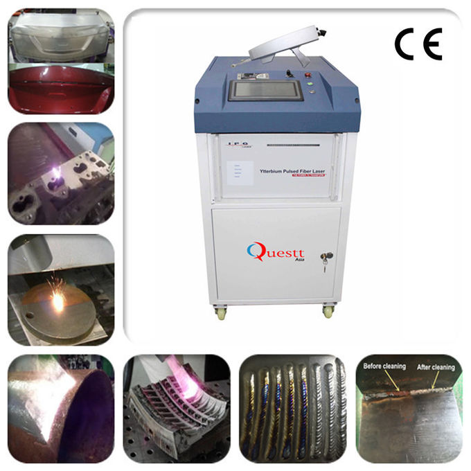 Similar Tool Cleaning Laser Rust Removal System Water Cooling 500w Clean Laser
