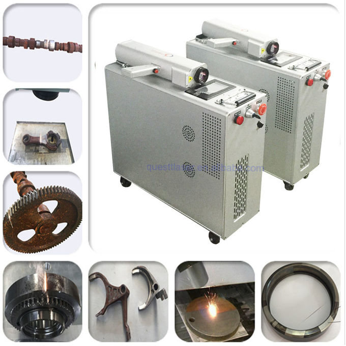CE Certificate Laser Rust Remover Derusting Machine For Cleaning Paint Oxide